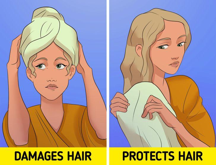 Rapunzel'in Bile Farkında Olmadığı Düğümlü ve Karışık Saçlardan Kurtulmanın 8 Yolu