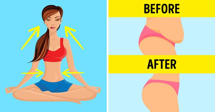 8 Effective Breathing Exercises To Lose Belly Fat
