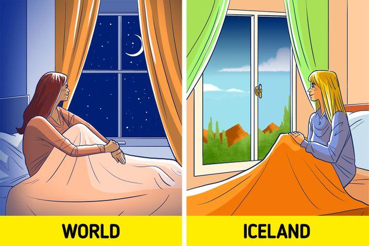 11 vecí na Islande, ktoré sú také zvláštne, prajete si, aby ste ich videli na vlastné oči