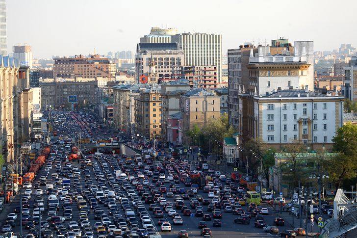 Rush Hour inDifferent Countries Like You've Never Seen It