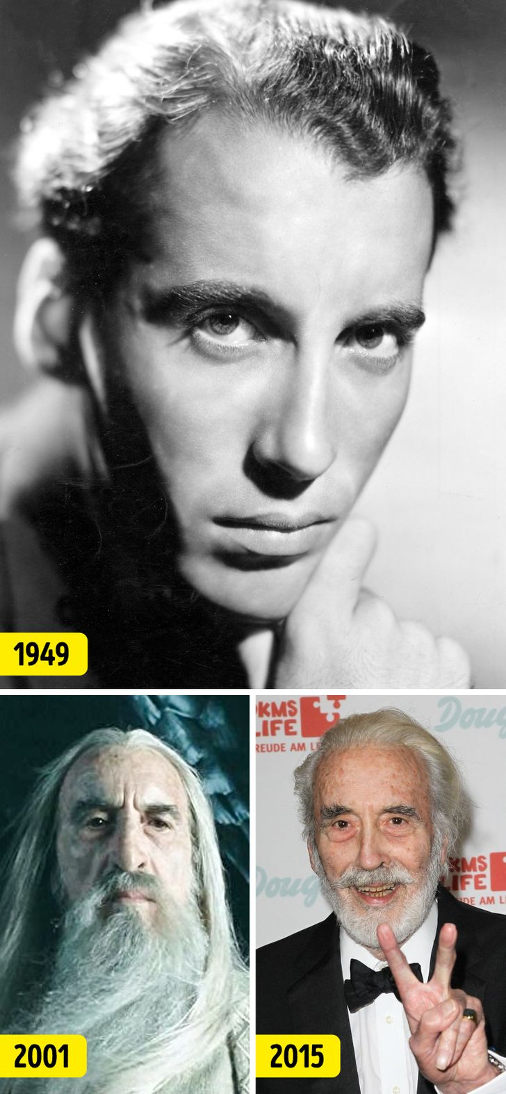 12 Wicked Movie Villains That Also Used to Be Young and Harmless