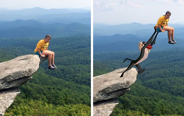 15 Photoshoppers Who Are Really Good With Their Hands