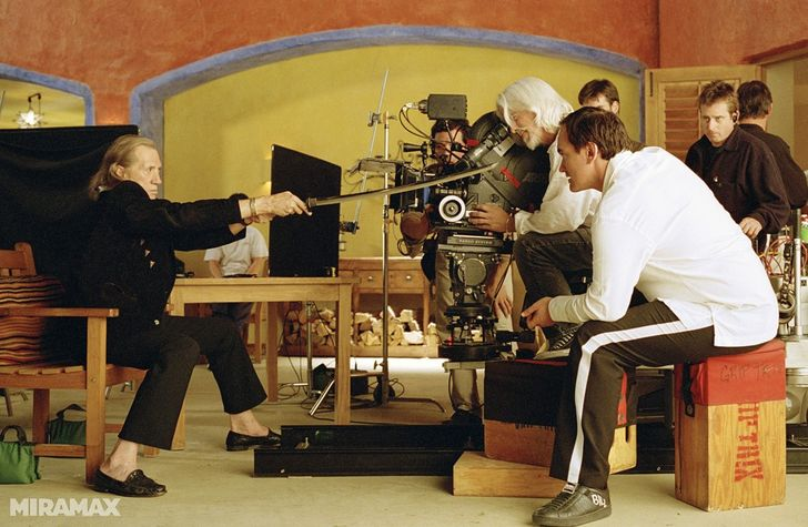 15+ Photos From Famous Movie Sets That Will Tell You Something New About Filming