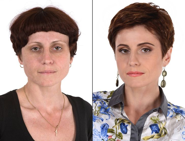 Stylists Work Wonders With People's Looks, and the Transformations Speak Louder Than Words