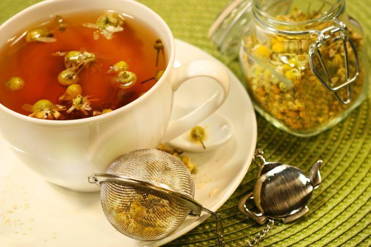 10 شاي أعشاب سوف يشكرك جسمك على شربها