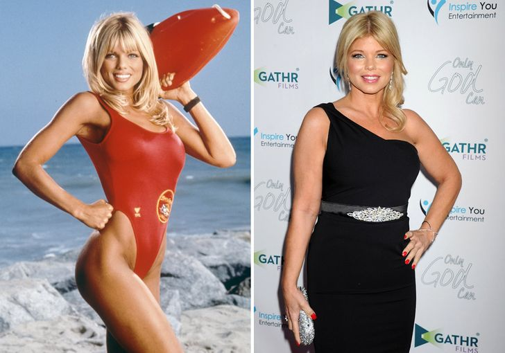 Baywatch: what does the cast look like 27yearson?!