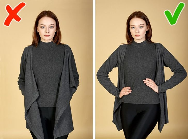 12Mistakes You Should Avoid inOrder toLook Great inPhotos