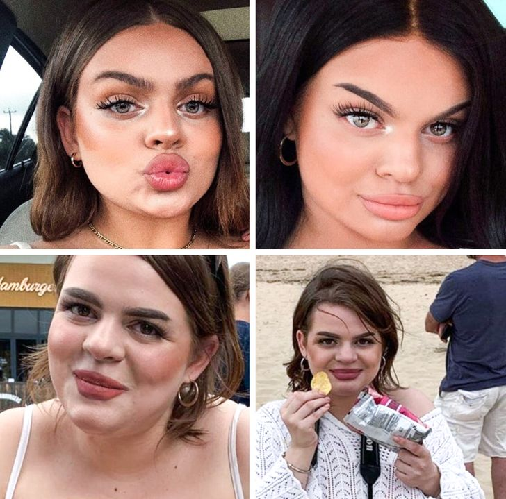 20+ People Who Wanted to Look Stunning on Social Media but Failed