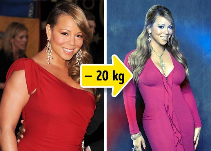 14Photos ofStars Who've Changed inIncredible Ways