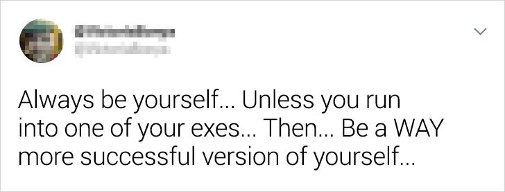 People Are Sharing Funny Tweets About Their Exes and Everyone Can Relate