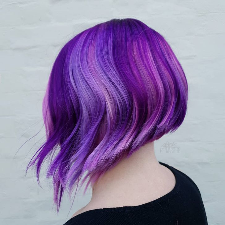 """A Hair Color Artist Spills Rainbows on His Clients' Hair, and Each Time It's a """"Wow!"""""""