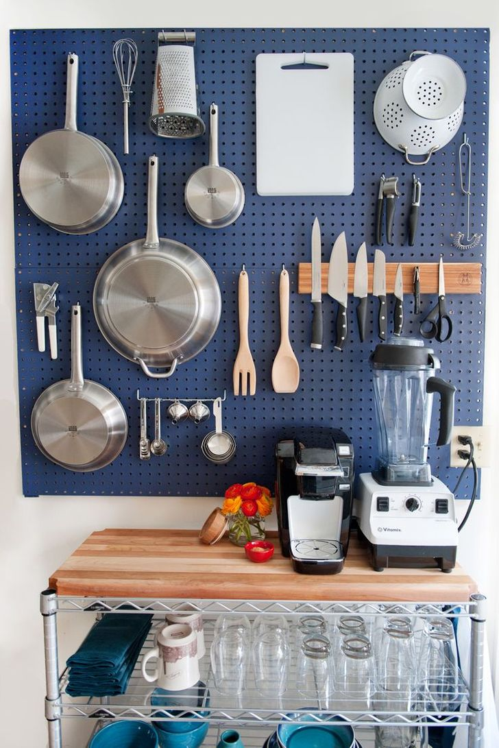21 Simple But Effective Ways To Make The Most Of A Small Kitchen