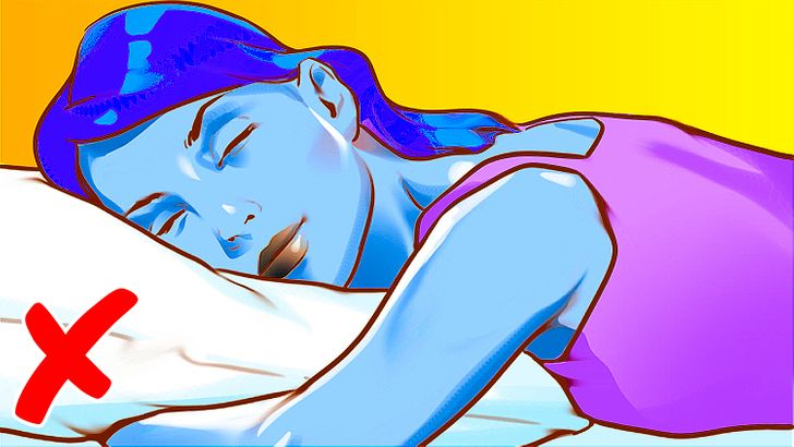 Čo sa môže stať vášmu telu, ak začnete spať bez vankúša