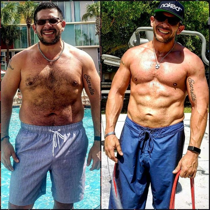 20 Men Who Repeated Chris Pratt's Weight Loss Success, and Some Who Achieved Even More