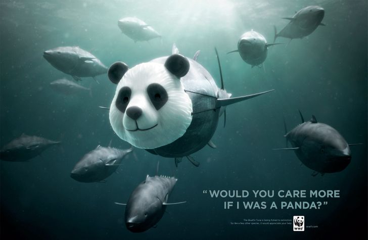 30 Of The Most Striking Environmental Campaign Ads We Ve Ever Seen