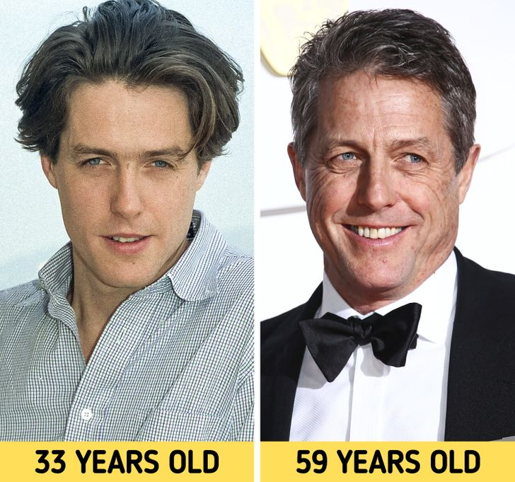 20 Famous Men Who Get Even More Handsome as the Years Go By