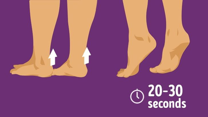 Having Flat Feet Can Destroy Your Knees— DoThese Exercises toPrevent It