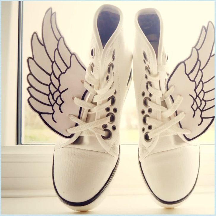 31 Beautiful Sneakers You Wish You Had | Beautiful sneakers