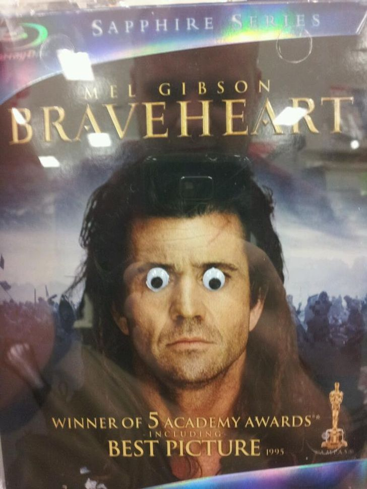 "20+ Perfectly Placed Googly Eyes That Made the World ""Br-eye-ghter"""