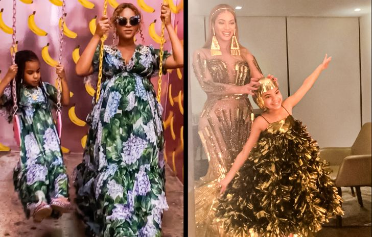 13 Celeb Moms Dressed Up Like Their Children, and We Think They're Adorable