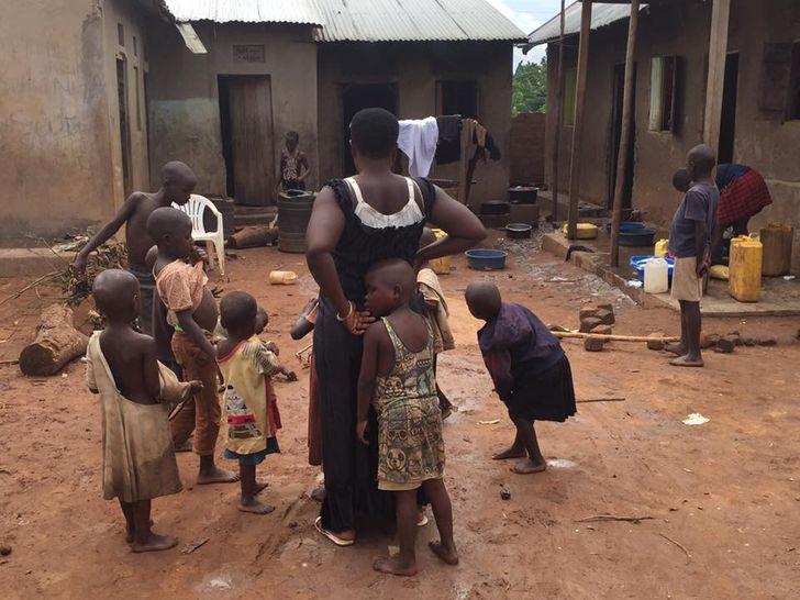 Până la 41 de ani, o femeie a născut 44 de copii. Ce veste i-a dat acum soțul ei