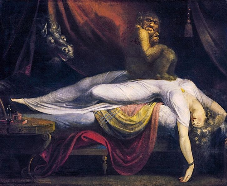 11Mysterious Things That Occur While You Sleep