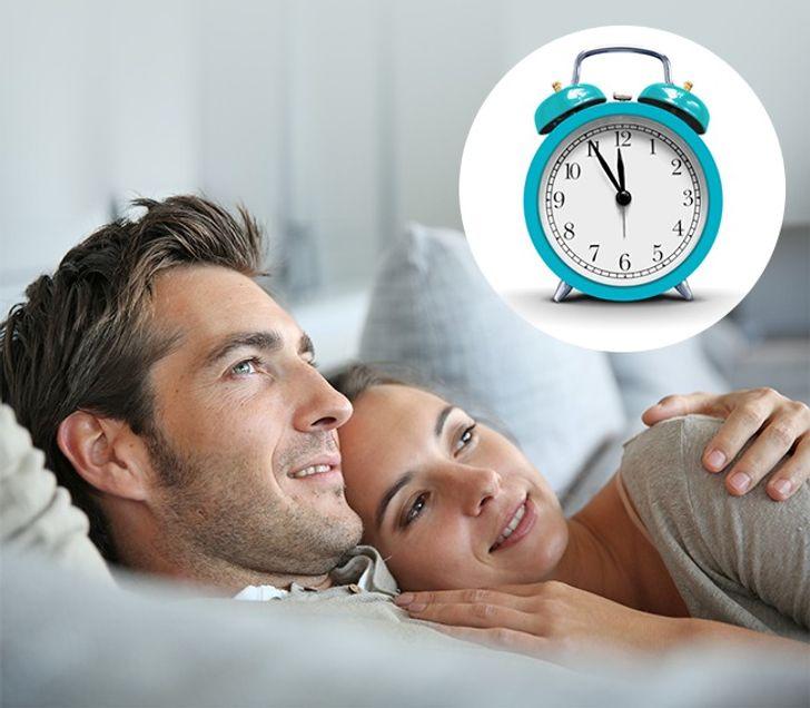 10 речей, які роблять щасливі пари перед тим, як заснути
