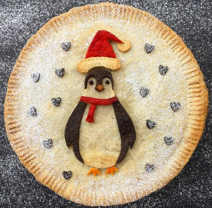 A Bakery Artist Shares a Bunch of Pie Crust Designs, and We Want to Try Them All