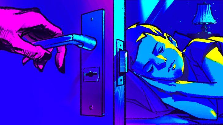 Prečo by sme nemali nechávať v noci otvorené dvere do spálne