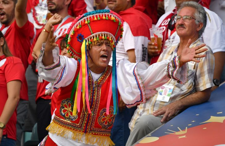 16 Photos of Football Fans the World Cup Would Be Much More Boring Without (Vivid Emotions Are Guaranteed)