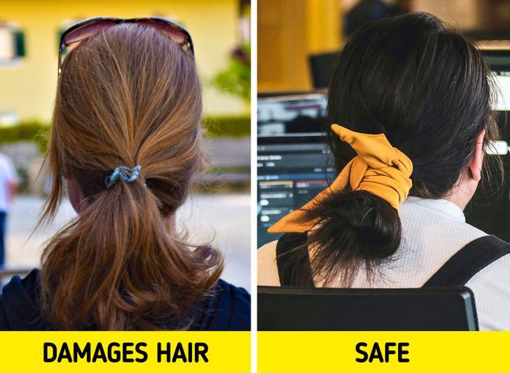 7 denných návykov, ktoré zabíjajú vaše vlasy