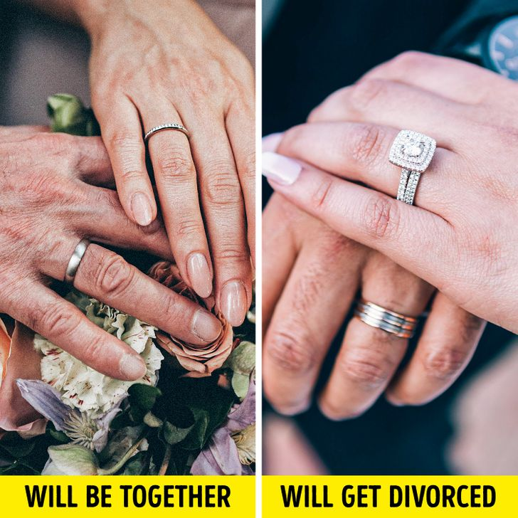 19 Facts Explaining Why Some Couples Get Divorced and Why Others Celebrate 30 Years Together