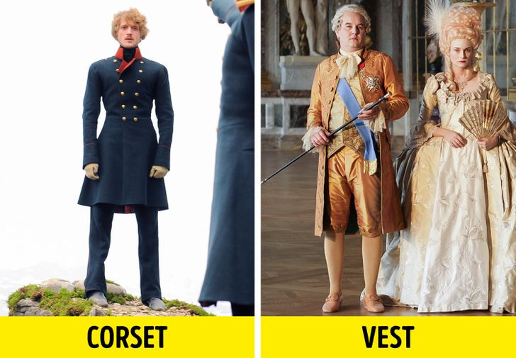 9 Pieces of Clothing That Served a Different Purpose in the Past