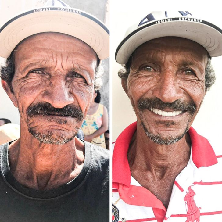 A Brazilian Dentist Travels the World to Return Smiles to the Faces of Poor People for Free