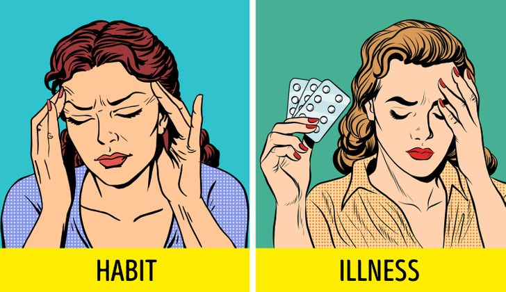 How to Distinguish 11 Strange Habits From Serious Mental Illnesses
