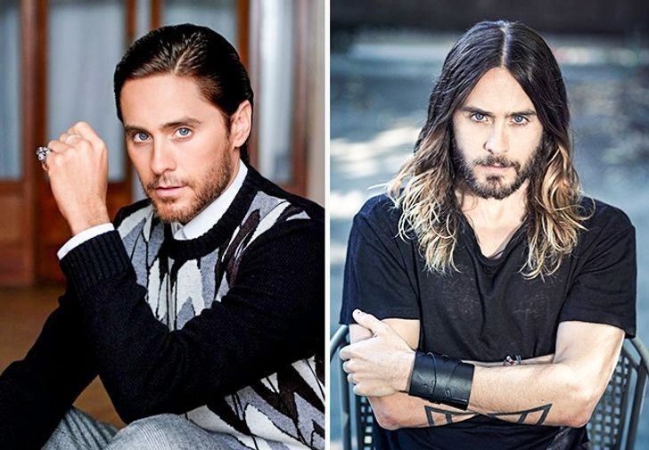 14handsome Hollywood guys who look utterly amazing with long hair