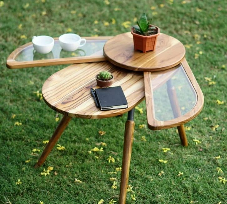 15 Furniture Designs That Will Make You Feel Like You Live in Nature's Lap