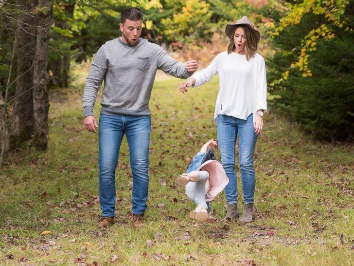 18 fotografi që dëshmojnë se humori është thelbësor për çdo familje