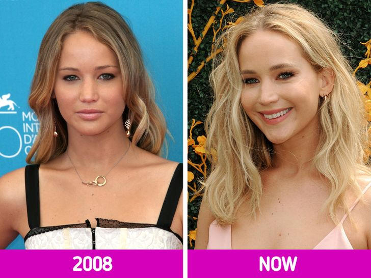 16 Stars That Worked Hard on Their Image and Look Amazing Now