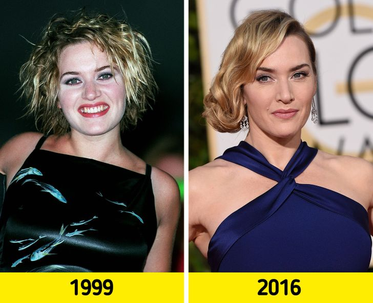 15 Celebs Who Worked Hard on Their Look and Turned Into Goddesses