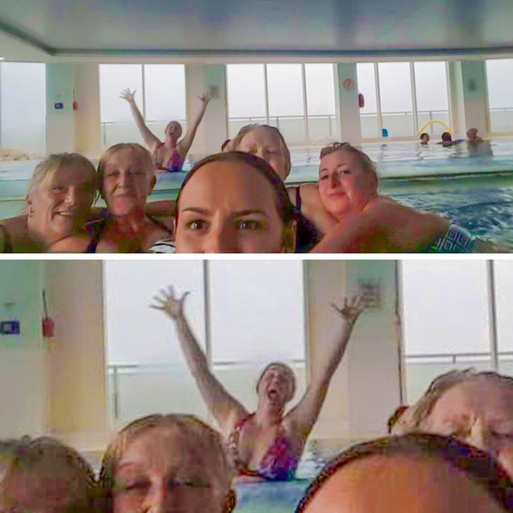 20+ Photos With Epic Things Happening in the Background