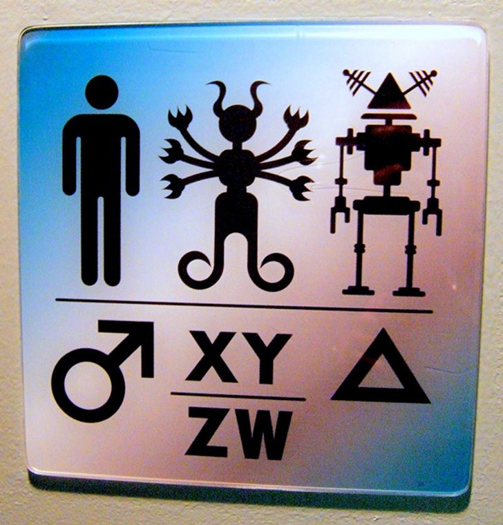 25+Clever Bathroom Signs That Show Their Owners' Creativity (Warning: You May Want toSee Them With Your Own Eyes)