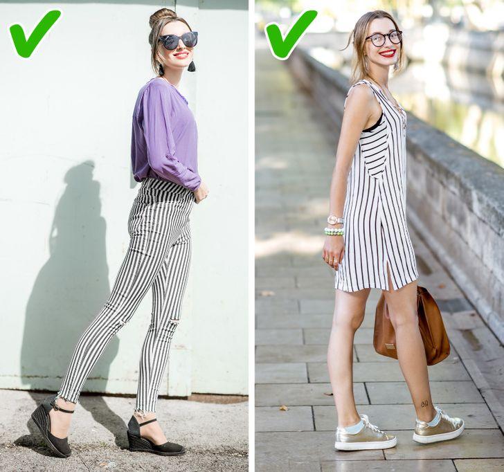 10 Stylist Tricks to Make Short Legs Look Longer