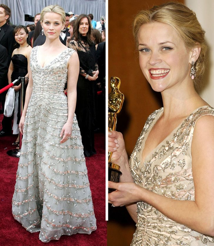 15 Celebrities Who Wore Dresses From the Last Century and Stole the Show