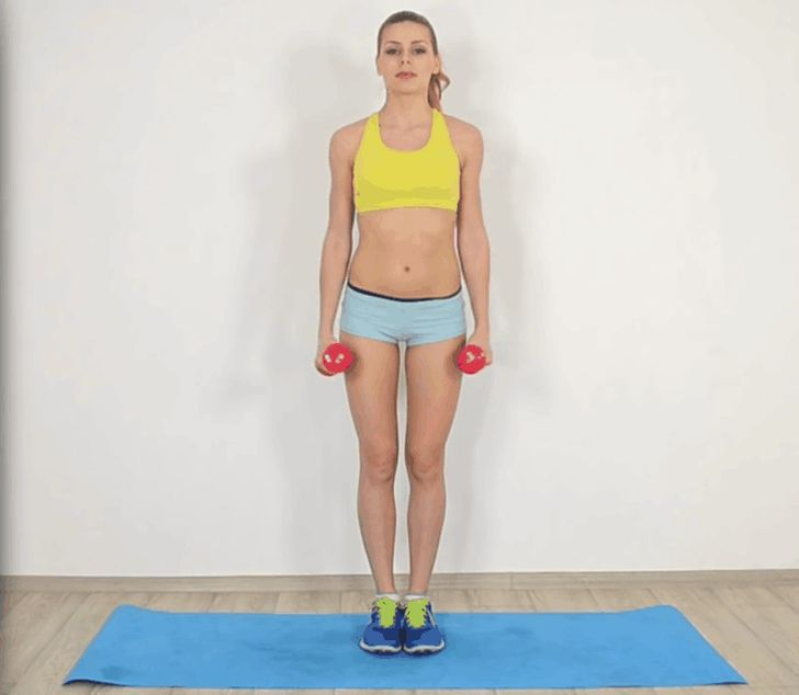 15Exercises toSee Your Dream Body inthe Mirror