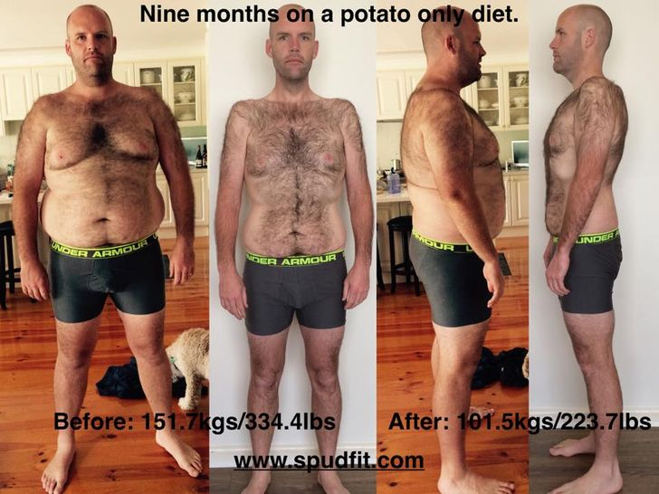 What Happens IfYou Eat Potatoes Every Day
