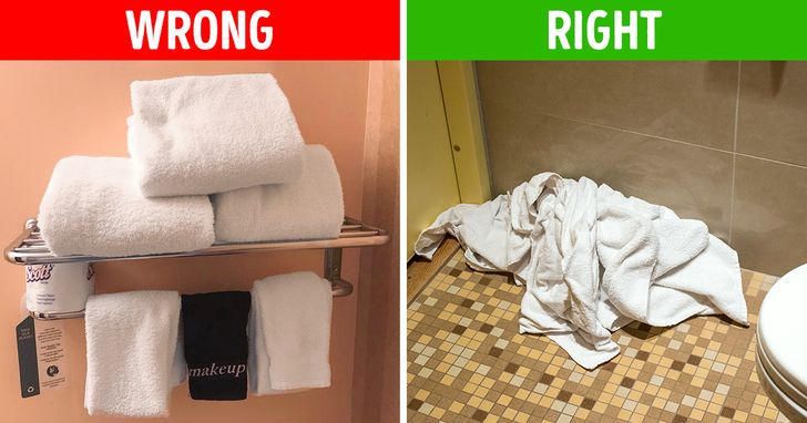 When Leaving the Hotel Room Everyone's Supposed to Follow 7 Etiquette Rules