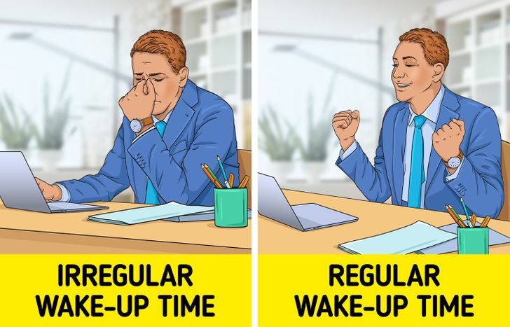 What Might Happen to Your Body If You Wake Up at the Same Time Every Day