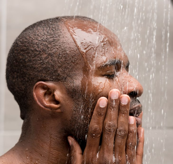 The Body Part You Wash First While Bathing Reveals Your Personality