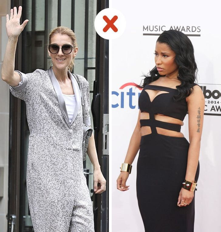 12Fashion Choices That Make You Look Tacky